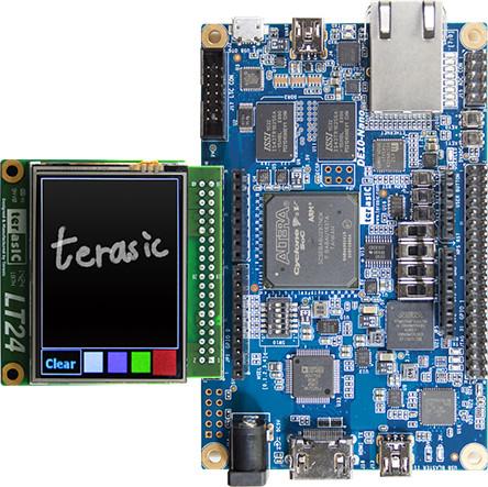 DE10-Nano】TERASIC友晶DE10-Nano Board